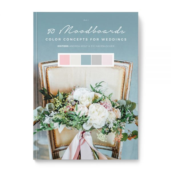 50 Moodboards Color Concepts For Weddings Andrea Wolf Designs
